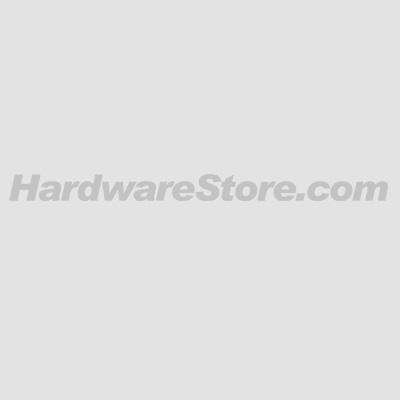 National Hardware Open Bar Holder Zinc