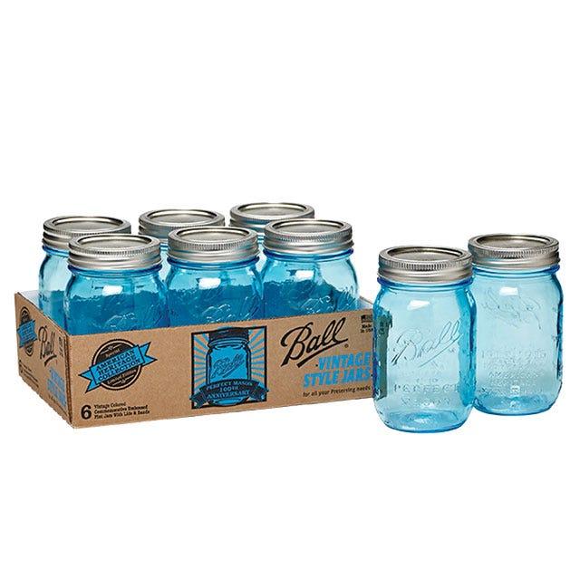 Canning Jars & Lids
