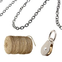 Chain, Cable & Rope