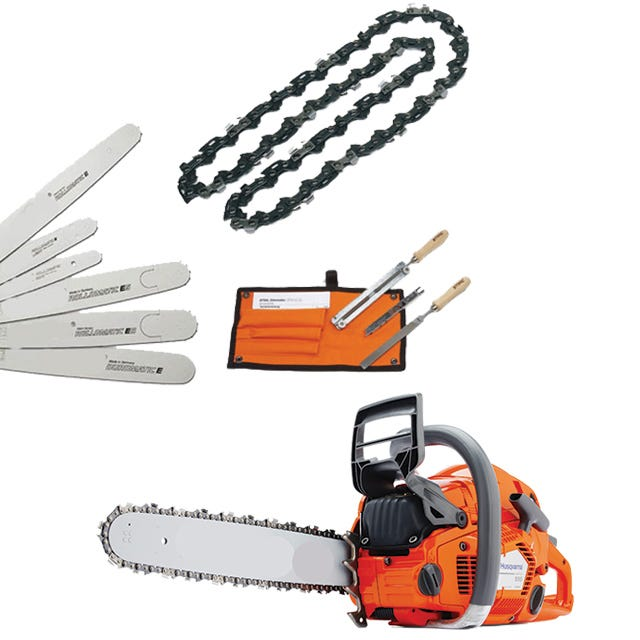 Chainsaws & Accessories