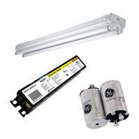 Fluorescent Fixtures & Parts