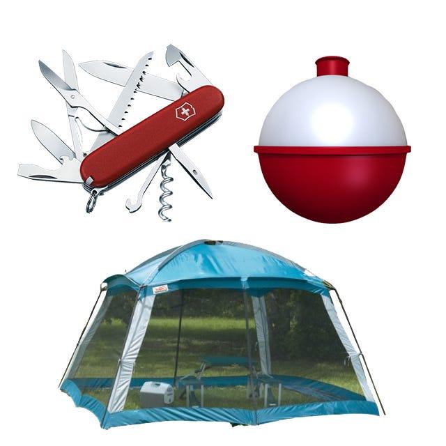 Hunting, Fishing & Camping