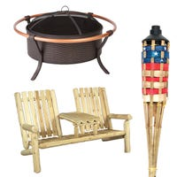 Outdoor Furniture & Storage
