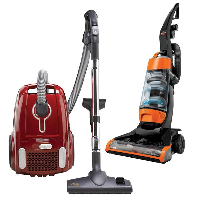 Vacuums & Floor Equipment