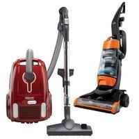 Vacuums & Floor Equipment