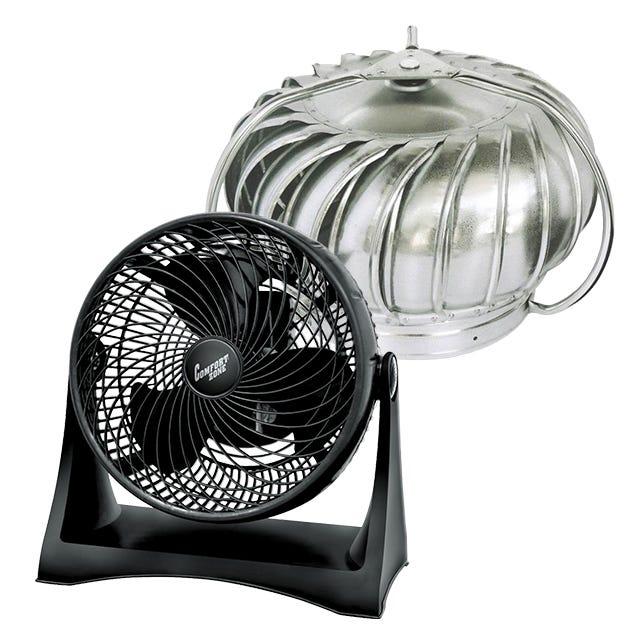 Ventilation & Fans
