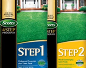 Scotts 4 Step Offer