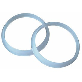 Plumb Pak PP855-35 Tailpiece Washer, 1-1/4 in, Polyethylene, For: Plastic Drainage Systems
