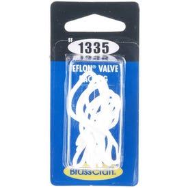 BrassCraft SF1335 Valve Packing Rope, PTFE, White
