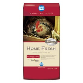 Blue Seal Home Fresh 2383 Poultry Feed, Crumble, 50 lb Bag