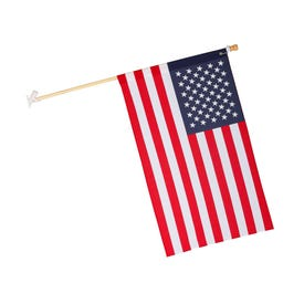 Valley Forge AA99050 Flag Pole Kit, Polyester