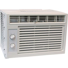 Comfort-Aire RG-51Q/M Air Conditioner, 115 V, 60 Hz, 5000 Btu/hr Cooling, 11.1 EER, 100 to 150 sq-ft Coverage Area