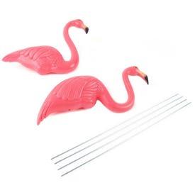 Union Products 62360 Garden Sculpture, Featherstone Flamingos, Polyethylene