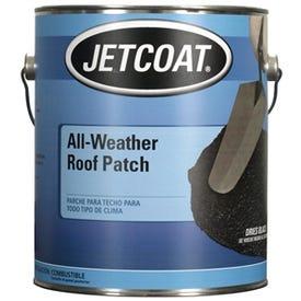 SEALBEST H9045 Roof Cement, Black, Mastic, 0.9 gal Pail