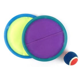 Franklin Sports 52613 Throw'N Stick Game, PVC, Assorted