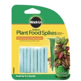 Miracle-Gro 1002522 Fertilizer Spike, Spike, 1.1 oz Box