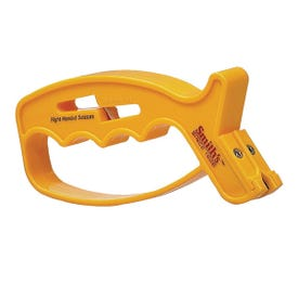 Smith'S 10-Second Knife and Scissors Sharpener, For Use With All Types of Knives and Scissors