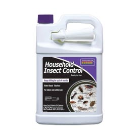 Bonide 530 Household Insect Control, Liquid, Spray Application, 1 gal Bottle