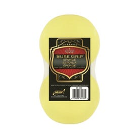 SM Arnold Sure Grip 85-430 Sponge, 8-1/2 in L, 2.7 in Thick, Polyether