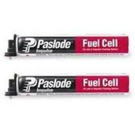 Paslode 816001 Tall Fuel Cell, Yellow, For: 900078NT Paslode Fuel Powered Cordless 16 ga Standard Crown Stapler