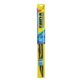 Rain-X Weatherbeater RX30222 Wiper Blade, 22 in, Spine, Rubber/Stainless Steel