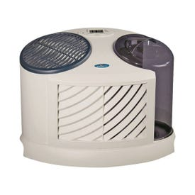 AirCare 7D6 100 Tabletop Evaporative Humidifier, 1000 sq-ft Coverage Area, 120 V, Blue/White