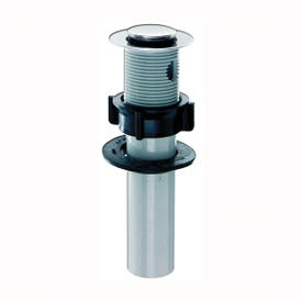 Plumb Pak PP55-1 Lavatory Strainer, Pop-Out, Stainless Steel