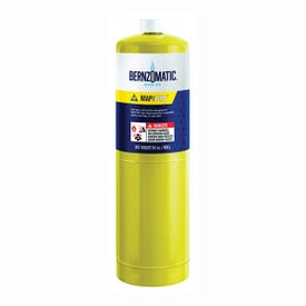 BernzOmatic MAP-PRO 332477 Hand Torch Cylinder, MAPP Gas, 14.1 oz
