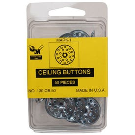 MIDWEST FASTENER 04232 Ceiling Button