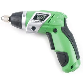 Performance Tool W50033 Screwdriver, Bare Tool, 3.6 V Battery, 1.3 Ah, 1/4 in Chuck, 180 rpm Speed, 35.4 in-lb