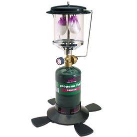 Texsport 14202 Lantern, Propane, 600 Lumens Lumens, Black