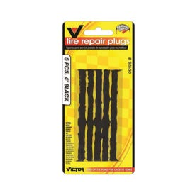 Victor Automotive 22-5-00105-8 Long Tire Plug Refill Kit, For All Steel Belted Radial and Bias Ply Tires