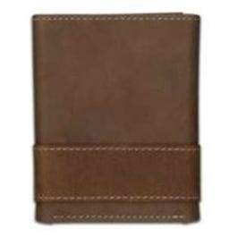 Carhartt 61-2205-20 Tri-Fold Wallet, Men's, One-Size, Brown