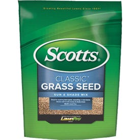 Scotts Lawn Care Sun and Shade Classic Grass Seed 7Lb