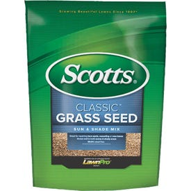Scotts Lawn Care Sun and Shade Classic Grass Seed 20Lb