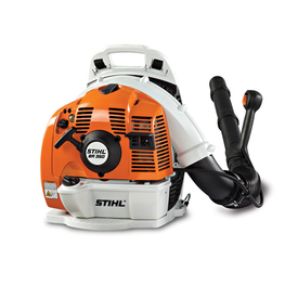 STIHL BR 350 Series 4244 011 1601 Backpack Blower, Gas, Oil, 63.3 cc Engine Displacement, 1 -Speed
