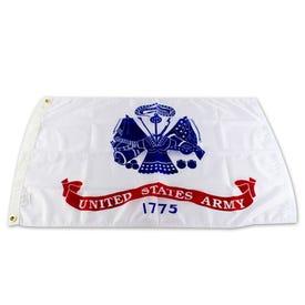 FlagZone 7912011 Army Flag, Nylon, 3 ft L, 2 ft W