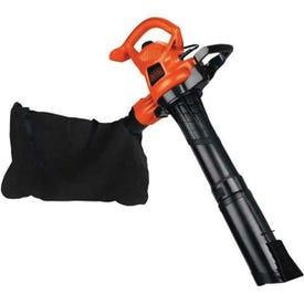 Black+Decker BV3600 Blower/Vacuum/Mulcher, 12 A, Black