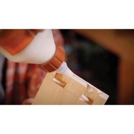Gorilla 6205003 Glue, Dark Brown, 18 oz