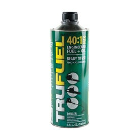 TRUFUEL 6525538 Premixed Oil, 32 oz Can, Green