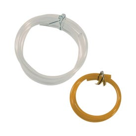 ARNOLD 490-240-0008/GL23 Fuel Line, Gas, Clear Yellow, For: 2011 and Prior Small Engines