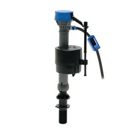 FLUIDMASTER PerforMAX 400ARHR Toilet Fill Valve, 10 to 15 in Connection, Plastic Body, Anti-Siphon: Yes