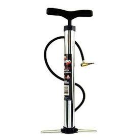 Custom Accessories 57721 Hand Pump, 1-3/4 in, 100 psi Max Pressure, 27 ft L Hose, Black