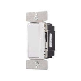 EATON AL DAL06P-C2-K Decorator Dimmer Kit, 120 V, 600 W, CFL, Fluorescent, Halogen, Incandescent, LED Lamp