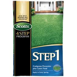 Scotts S09 33160 Crabgrass Preventer Lawn Food, Granules, Fertilizer, Yellow Bag