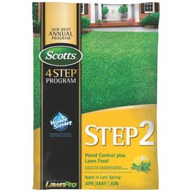 Scotts Lawn Care Step 2 Weed Control Plus Fertilizer 15000 Sq Ft