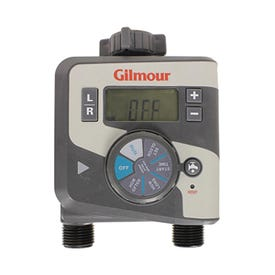 Gilmour 804014-5001 Dual Outlet Timer