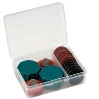 FISKARS 801244-1001 Hose Cap Washer Kit, Rubber