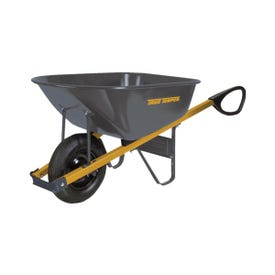 TRUE TEMPER 00106350VB Wheelbarrow Tray, Steel
