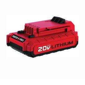 PORTER-CABLE PCC680L Battery, 20 V Battery, 1.5 Ah